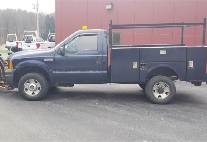 Ford F-250 4x4 w/ Myers plow