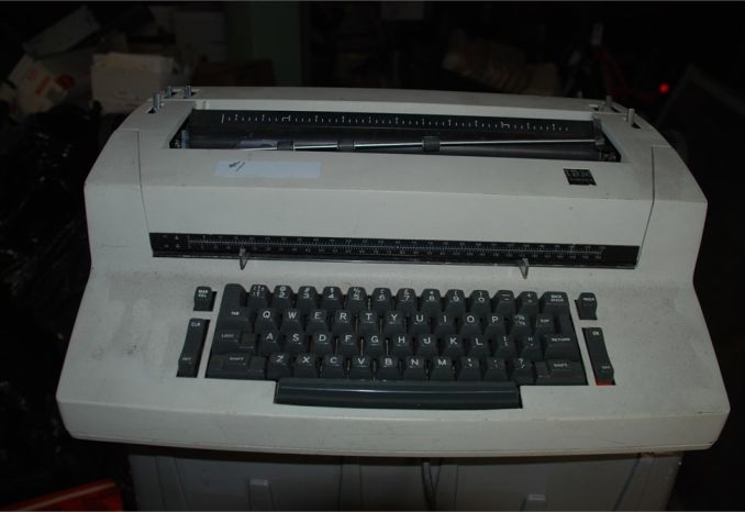 Five Typewriter