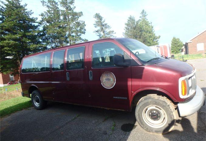 2002 GMC Van