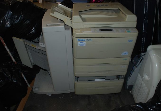 Konica 2330 Photo Copier