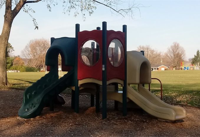 Miracle Toddler Playground Piece