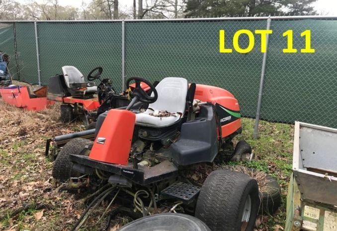 Lot 11 Jacobson LF 3400 Mower