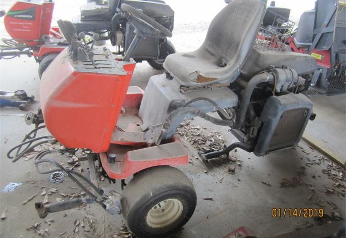 Jacobsen Greensking IV Plus Mower