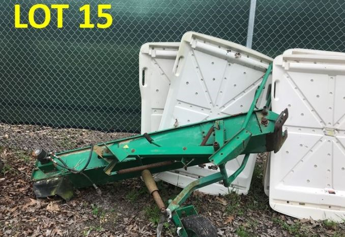 Lot 15 Ryan Core Harvester