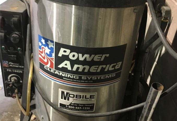 Pressure Washer (Power America)