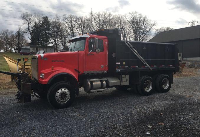 2009 Western Star 4900 Dump Truck