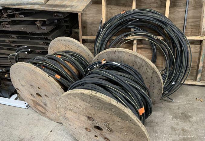 ALCAN W4/0 AWG Wire