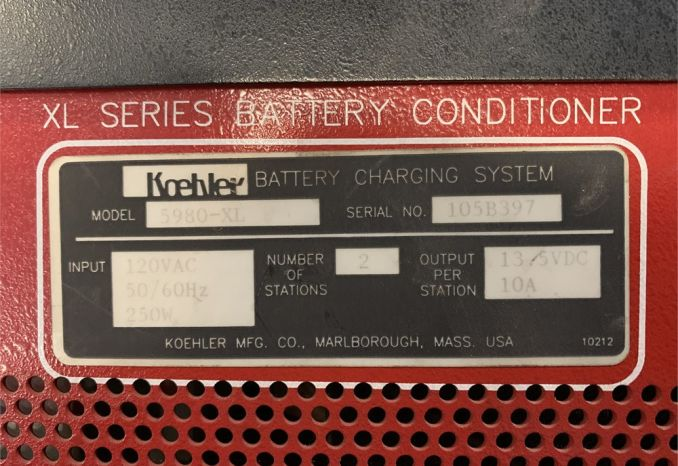 Koehler XL Battery Conditioner