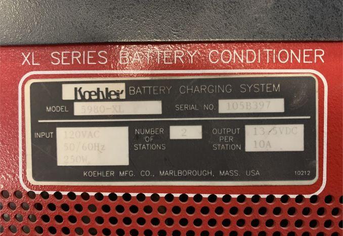 Koehler XL Battery Conditioner