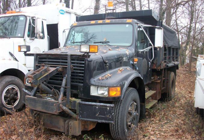 1996 International Dump
