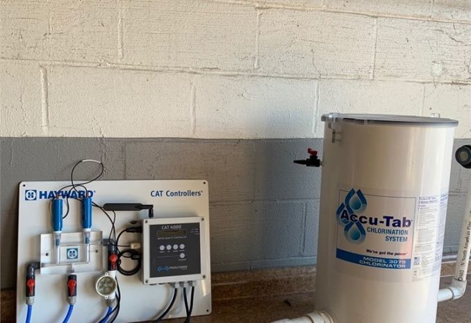 Hayward Cat 4000 Automated Chlorination System