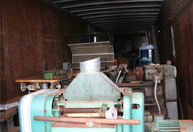 Miscellaneous scrap equipment