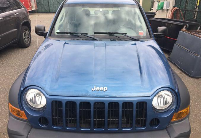 2006 Jeep Liberty 4WD