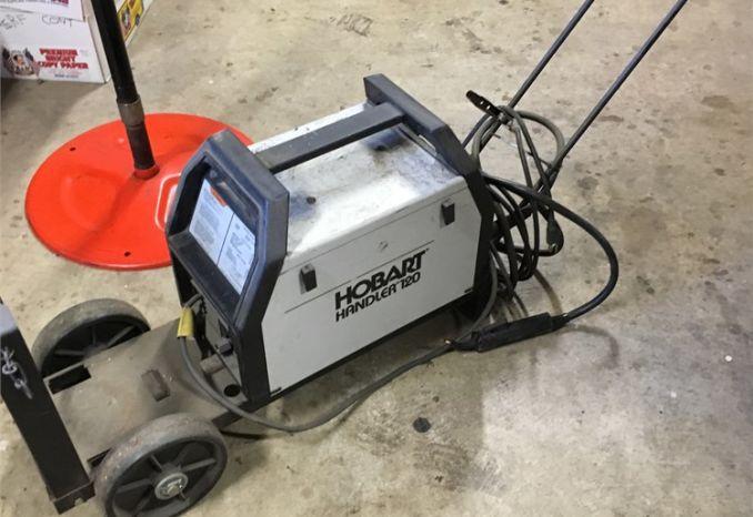 Hobart Handler 120