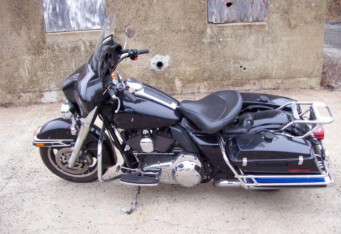 2013 Harley Davidson FLHTP- MC2
