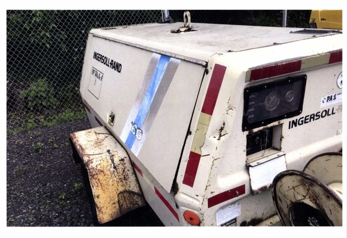 1987 Ingersoll-Rand Air Compressor