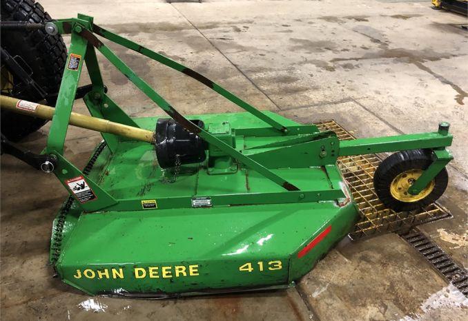 John Deere 413 Rotary Cutter
