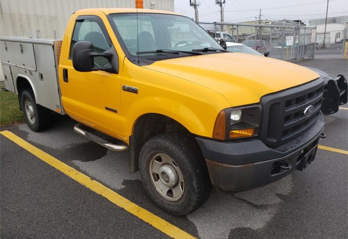 2006 Ford F350 Powerstroke