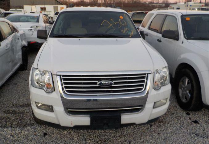 2008 FORD EXPLORER 4X4 SUV / LOT750-080090-R
