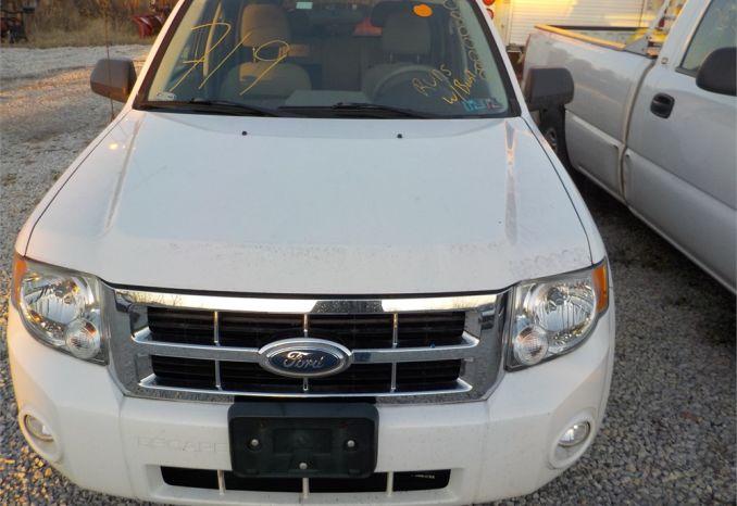 2008 FORD ESCAPE-HYBRID 4X4 SUV / LOT719-080008-R