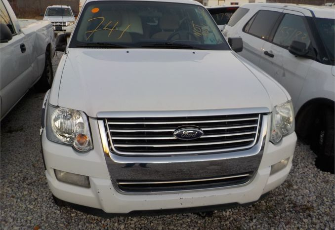 2008 FORD EXPLORER XLT 4X4 SUV / LOT741-080094-NR