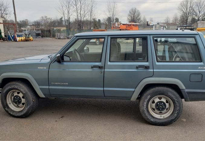 1998 Jeep