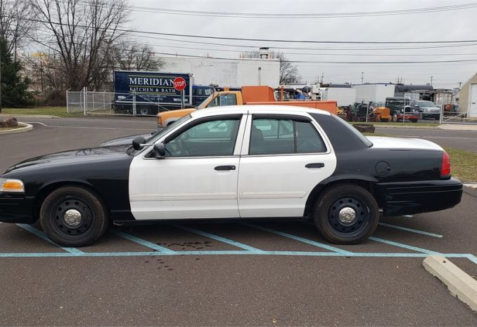 2010 Ford Crown Vic