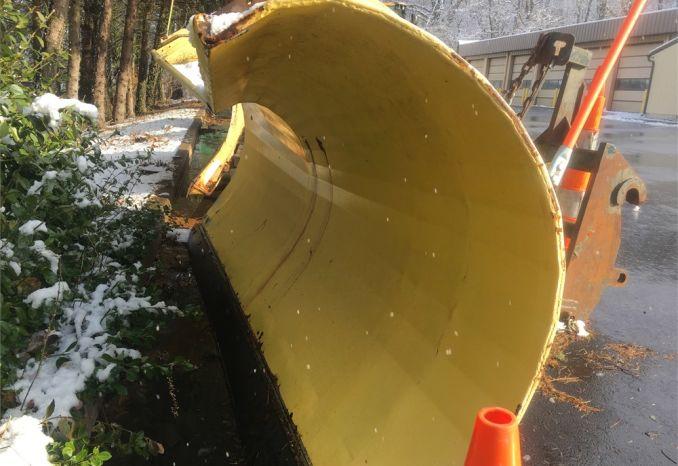 11' Snow Plow