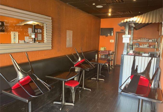 Contents of Thai Restaurant - Newark-D
