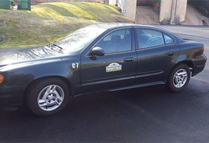 2003 Pontiac Grad Am