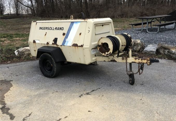 1996 Ingersol Rand Air Compressor