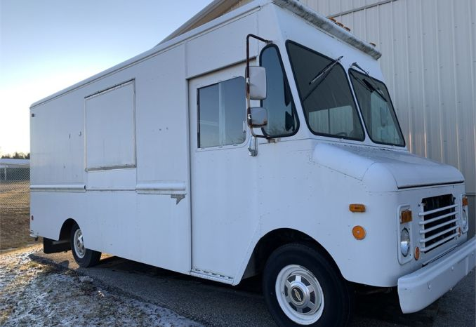1987 Chevrolet step van