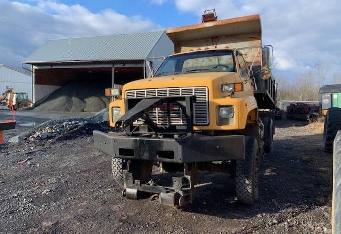 91 Topkick 4 x 4 Dump Truck
