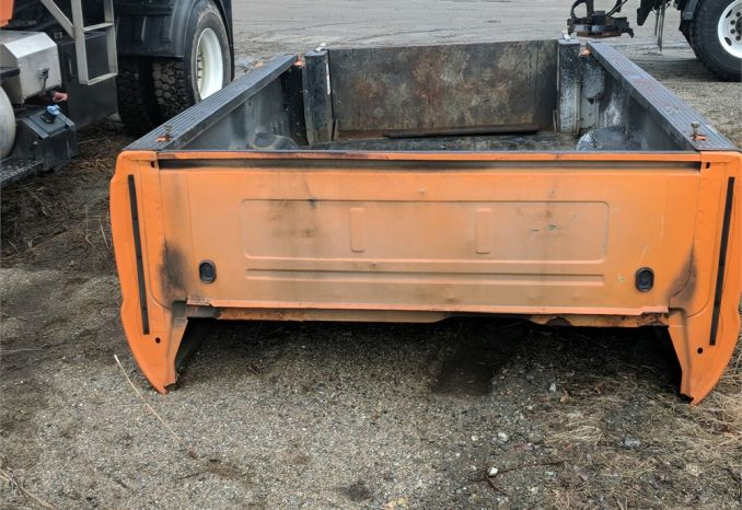 F350 Pick up truck body