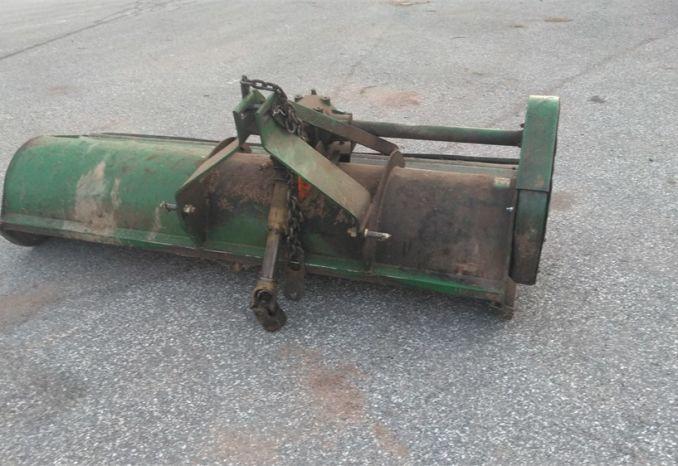 John Deere 25A Flail Mower