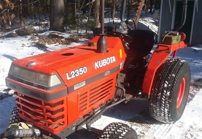 1997 Kubota L2350 Tractor