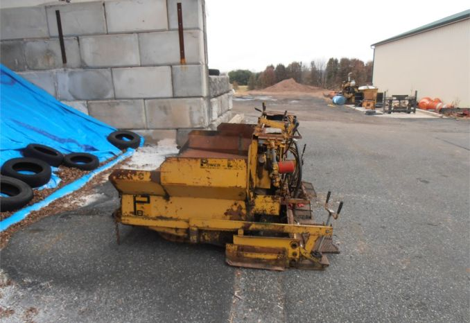 T-450 Power-Box Paver