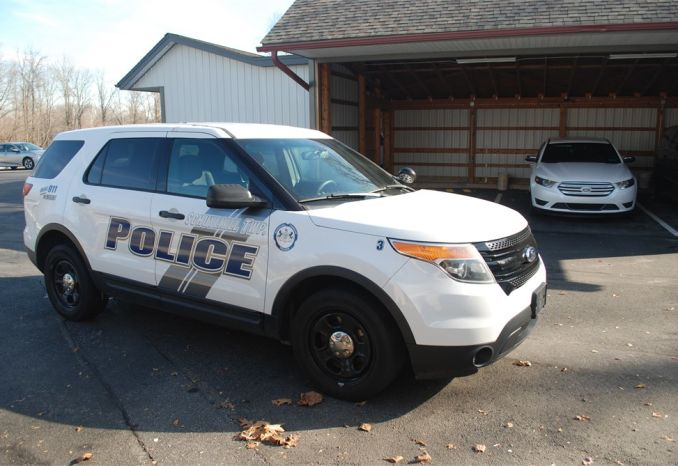 2014 Ford Interceptor Utility