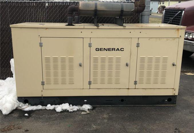 2000 Generac Generator 100kw/208v
