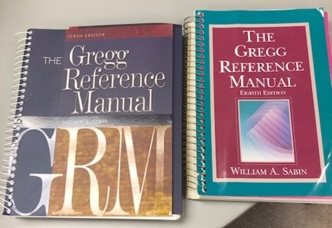 The Gregg Reference Manuals