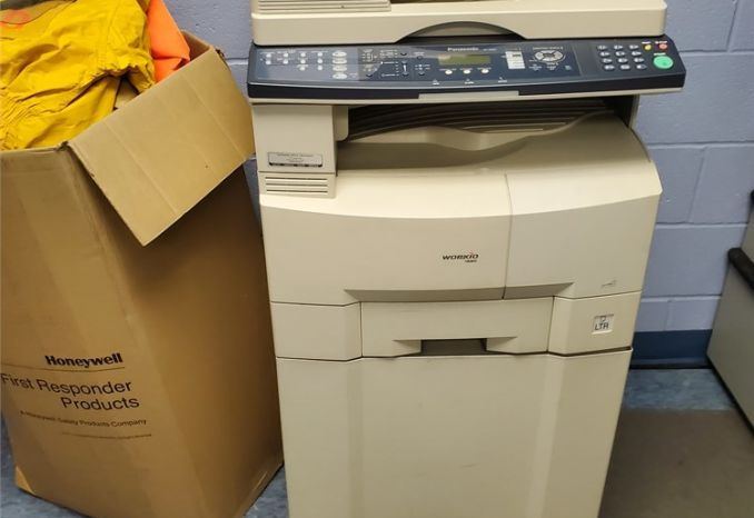 Panasonic DP-1820E Copier
