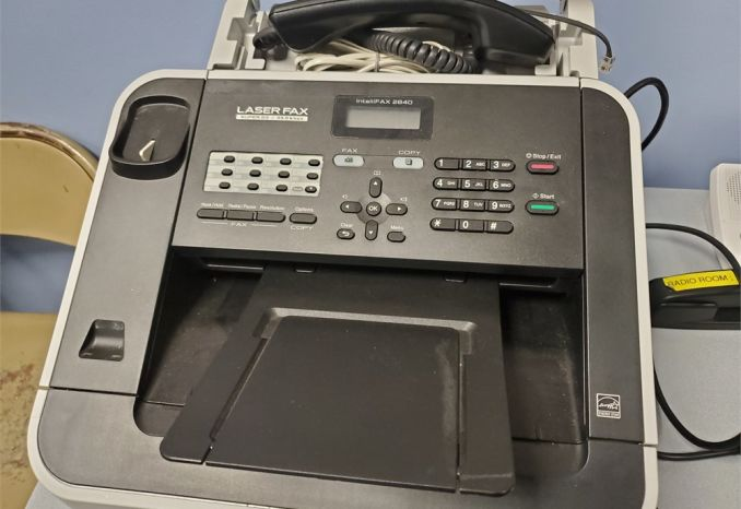 Brother Super G3 Fax Machine