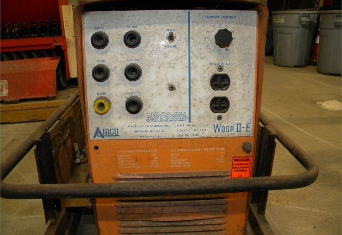 Airco Portable Welder