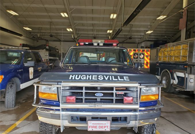 1996 Ford F350 Power Stroke