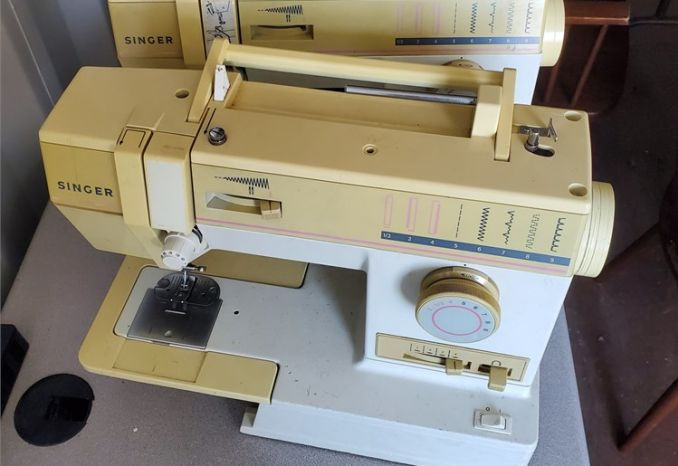 Singer Sewing Machines Model #9005- qty 2