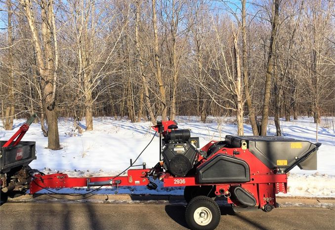2009 Toro ProCore Processer - Low Hours-Like New