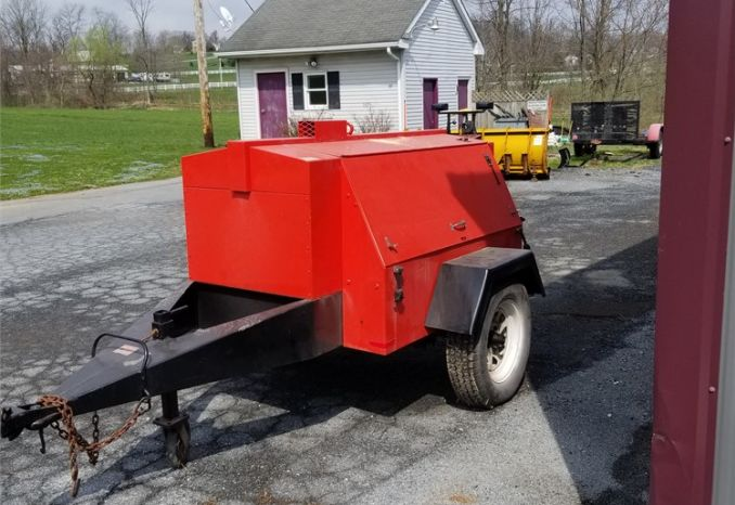 1999 Smith Air Compressor Model 100