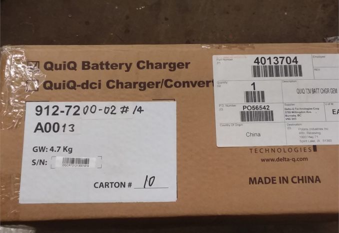 "BRAND NEW IN BOX NEVER OPENED ""GEM CAR CHARGING UNIT""  912-7200"