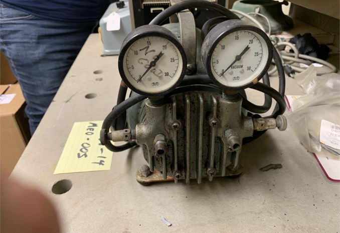 Compressor GE 1/4 HP