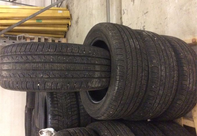 Set#9 Nexen Priz AH8 - Size: 215/55R16 97H, M+S,  XL set of 4 ea.